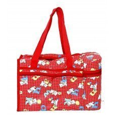 Smart baby Mother bag red