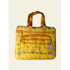 IMPORT Mother bag yellow