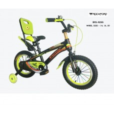 Rockford Kids Bicycle 16 inch for 4 to 7 years (GREEN)