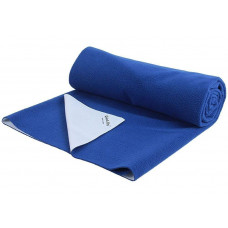Quick Dry Plain Baby Dry Sheet (Cobalt)