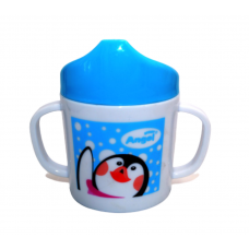 Baby Drinking cup- blue