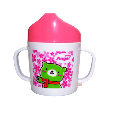 Baby Drinking cup-pink