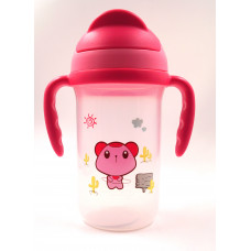 IMPORT BABY SIPPER PINK -350ML