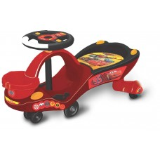 Toyzone Disney pixer Kids Magic Car/Swing Car Ride On