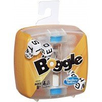 Hasbro Gaming Boggle Classic, Ages 8 And Up, For 1 Or More Players