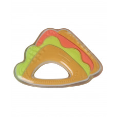 LuvLap Silicon Triangle Teether - Multicolor