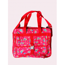 IMPORT Mother bag red