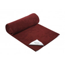 Quick Dry Plain Baby Dry Sheet (Maroon)