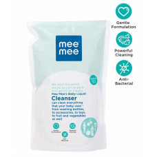 Mee Mee Baby Accessories And Vegetable Liquid Cleanser Refill Pack - 500 ml