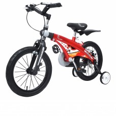 R for Rabbit Kids Bicycle 14 inch for 3 to 5 years (RED) PT