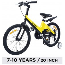 R for Rabbit Kids Bicycle 20 inch for 7 to 10 years (YELLOW) PT