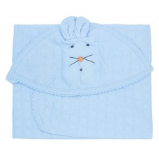 TINYCARE Baby Hooded Color Towel/Wrapper-(Multicolour) 333D