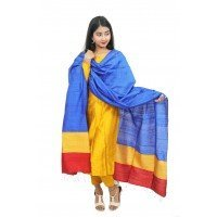 URBAN DESI PURE SILK LADIES DUPATTA