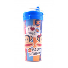 IMPORTED WATER BOTTLE BLUE- 400ML