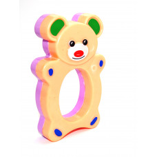 Baby Rattle Spin Toy(Multicolour)