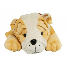 Fun zoo Soft toys Bull Dog cd no3   40cm