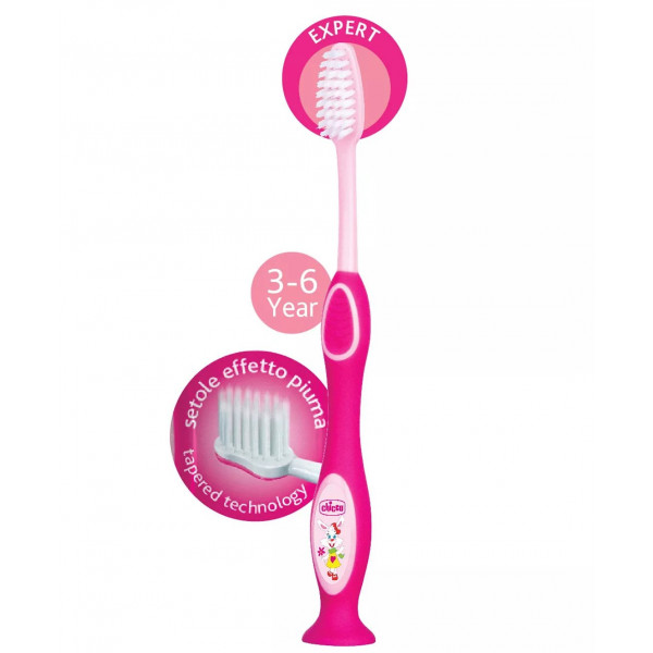Chicco Toothbrush (Colours May Vary)