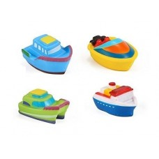 squeeze bath toy boat